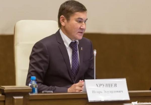 Игорь Хрущев