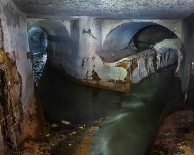 В Кремль — через канализацию