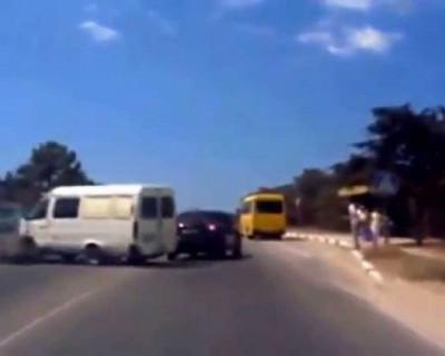 Дураки и дороги Севастополя (много видео 18+)