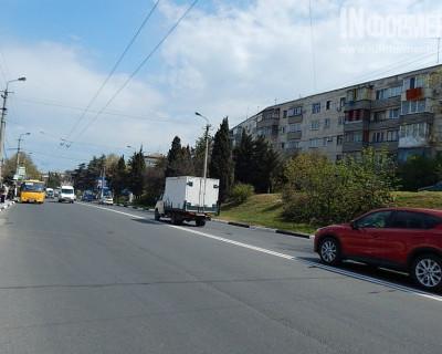 Дорожная разметка в Севастополе всё-таки обнаружена! Но поиски продолжаются... (фото)