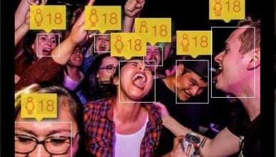 Новый сервис, позволяющий определить возраст по фото