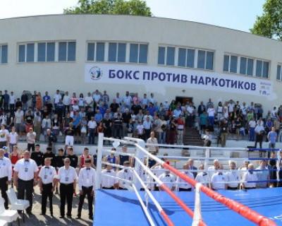 Большой бокс вновь в Севастополе!  (видео)