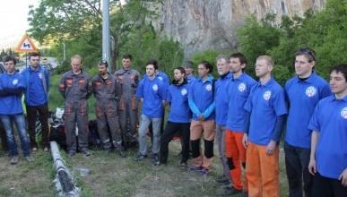 Крымские горы. Альпинисты. Спасатели. Много фото и позитива! (фото, видео)