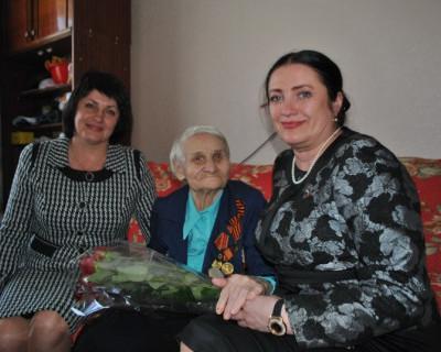 Татьяна Вусатенко: «Эта женщина освобождала Севастополь, и сегодня лучший подарок для неё – гражданство РФ»