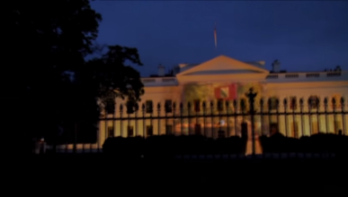 Флаг Севастополя на Белом Доме в США прокомментировал Губернатор Севастополя (видео)