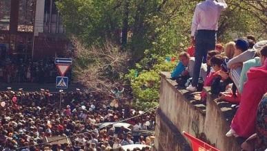 INSTAGRAM Севастополя 9 мая 2015 года (много фото)