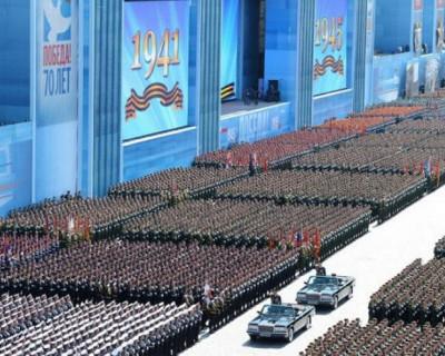 Иностранная пресса впечатлена парадом в честь 70-летнего юбилея Победы, который состоялся в Москве