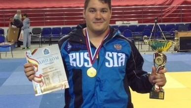 Антон Брачев выполнил норматив «Мастер спорта России» (фото)