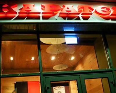 Киевский бар «Каратель» кормит посетителей «Ополченцами на гриле» и «Крымским пенсионером» (фото)