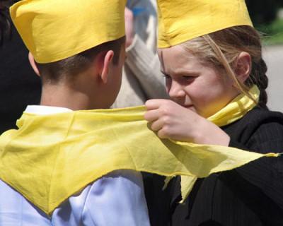 Накануне своей годовщины Союз детских организаций Севастополя оказался «на улице»