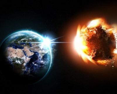 Гигантский астероид движется к Земле. Если будет столкновение, то погибнет пятая часть населения Земли!