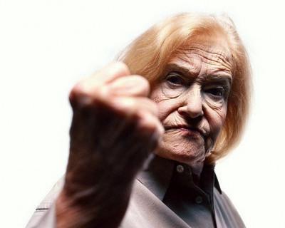 "Бабушки больше не ""легкая добыча"""