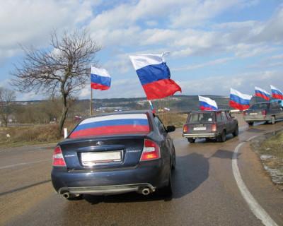 Завтра, 19 мая, Севастополь посетят участники двух автопробегов, посвященных 70-летию Победы в Великой Отечественной войне