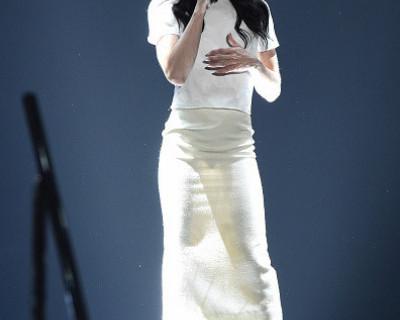 Евровидение жжёт! Кончита Вурст показала гениталии (фото)