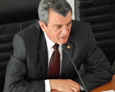 Губернатор Севастополя Сергей Меняйло встретился с журналистами (фото)