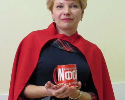 Директор, депутат....женщина