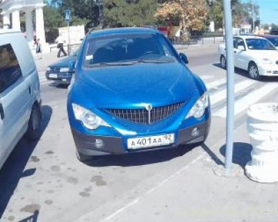 Кому можно и кому нельзя парковаться в центре Севастополя?