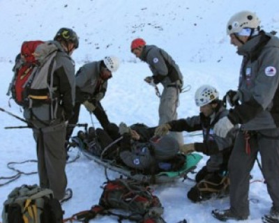 На склонах Эльбруса в Карачаево-Черкесии ведутся поиски пропавших крымских туристов