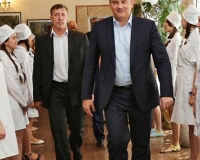 Глава Крыма Сергей Аксёнов извинился за «жесткие подходы» в системе здравоохранения