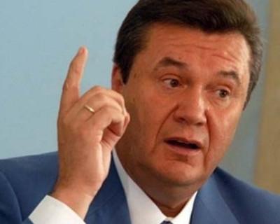 Янукович назвал трагедией присоединение Крыма к России, а  Донбасс должен оставаться в составе Украины