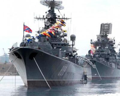 Корабли Черноморского флота пойдут в Атлантику