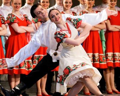 Государственный академический ансамбль народного танца имени Игоря Моисеева проведет благотворительную акцию в Республике Крым!