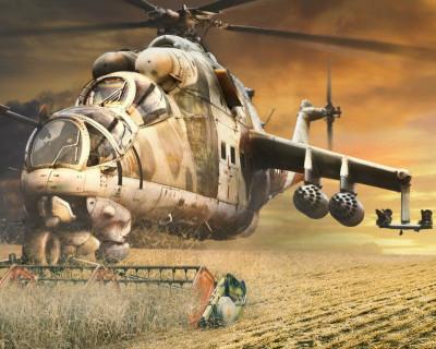 Туристы теперь могут попасть в Крым на вертолете через Керченский пролив! Cколько это будет стоить?