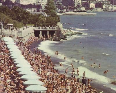 В Крыму 1920-х гг. центром борьбы с «экскурсионной халтурой» стал Севастополь
