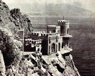 Уникальные фото курортного сезона в Крыму (винтаж фото)