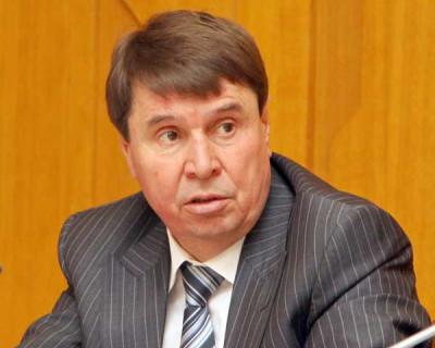 Сергей Цеков представитель парламента Крыма в Совете Федерации