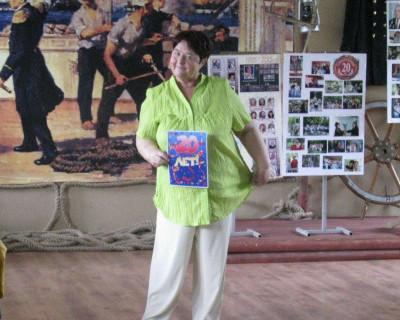 Севастопольская творческая интеллигенция празднует юбилей (фото)