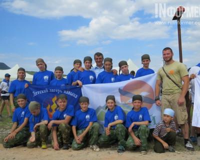 Губернатор Севастополя открыл Первую общероссийскую военно-спортивную игру «Зарница»