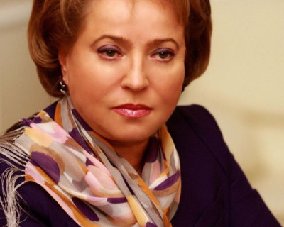 Валентина Матвиенко планирует провести отпуск в Крыму и поездить по регионам