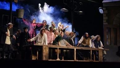 """""""Осторожно: дети!"""" Театр имени А.В. Луначарского восстановил уникальный спектакль (есть 2 билета)"""