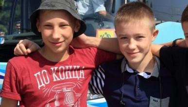 «Артек» встречает юных севастопольских боксёров (фото)