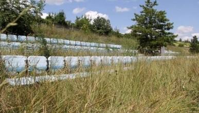 """Трэш фото. Как сейчас выглядит тренировочная база футбольного клуба """"Таврия"""" в Крыму"""