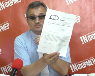 У Балабанова просят личной помощи Губернатора: «Пора заводить дела» (видео)