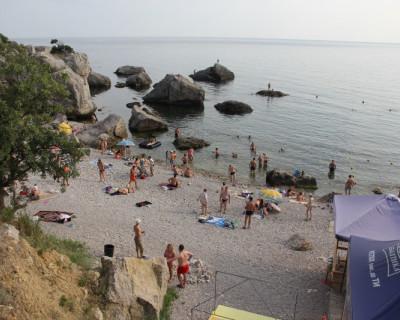 Пляж «Дельфин». Сезон состоялся (фото)