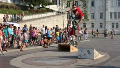 Спортивный Севастополь (фото)