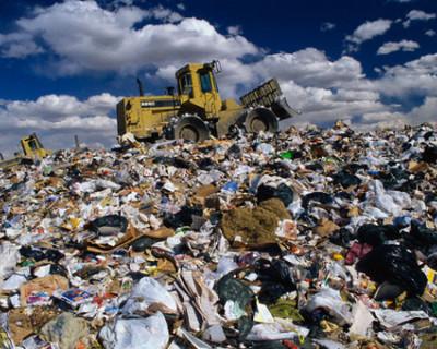 В Севастополе наступает мусорная цивилизация? (фото)
