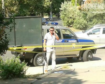 В Севастополе совершено убийство (фото)