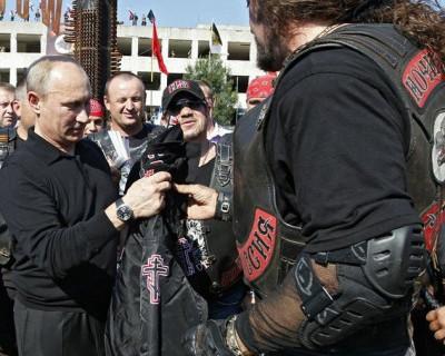 Как «Ночные Волки» за землю русскую стоят! (документ)