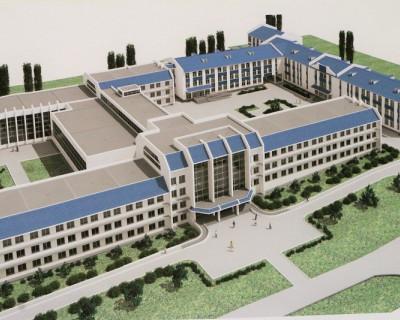 Строительство школы в микрорайоне Казачьей бухты будет завершено в 2016 году, а детского сада – до конца 2015 года (фото)
