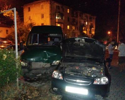В Севастополе опять ДТП  (фото)