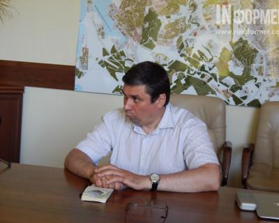 Губернатор Севастополя Сергей Меняйло отчитал директора Департамента здравоохранения Севастополя Юрия Восканяна (фото)