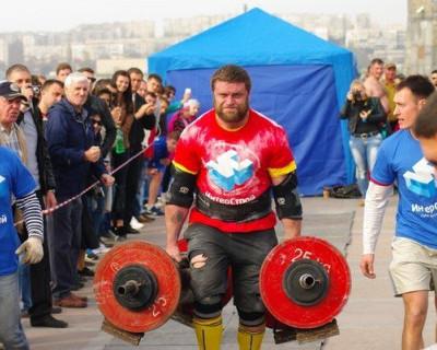 14 августа В Севастополе на Приморском бульваре пройдет турнир по силовому экстриму