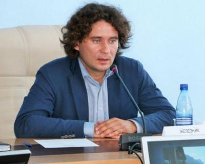 Александр Железняк предложил Севастополю брать пример с американского Норфолка