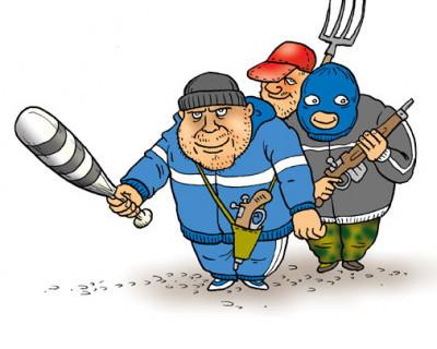 Осторожно! Севастопольские малолетние вандалы на детских площадках (фото)