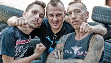 Группа The Meantraitors из Санкт-Петербурга завтра в Севастополе устроит беспредел (видео)