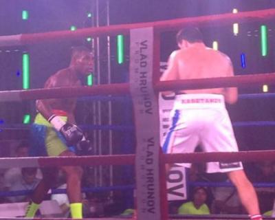 В Севастополе состоялось международное боксерское шоу «Сражение у горы Гасфорта» (результаты)